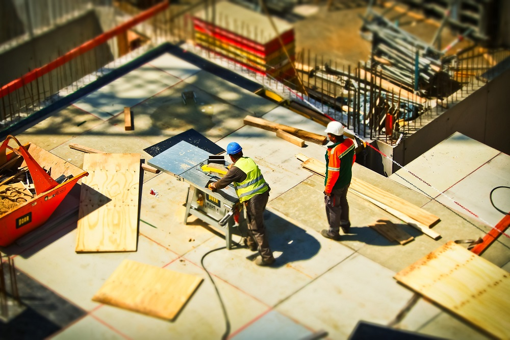 Builders cut plywood sheets | Featured image for How to get your Builders License.