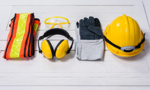 Safety Gear for constuction workers